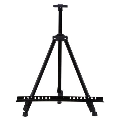 Iron Triangular Easel for DrawingPainting Supplies<br>Iron Triangular Easel for Drawing<br><br>Features: Folding<br>Product weight: 1.001 kg<br>Package weight: 1.025 kg<br>Package size (L x W x H): 8.00 x 8.00 x 53.00 cm / 3.15 x 3.15 x 20.87 inches<br>Package Contents: 1 x Triangular Easel, 1 x Packing Bag