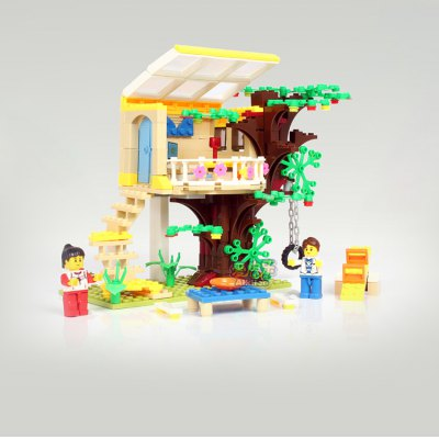 ABS Figure House Style Cartoon Building BrickBlock Toys<br>ABS Figure House Style Cartoon Building Brick<br><br>Completeness: Semi-finished Product<br>Gender: Unisex<br>Materials: ABS<br>Package Contents: 1 x Module Set, 1 x Instruction Operation<br>Package size: 42.40 x 6.70 x 31.00 cm / 16.69 x 2.64 x 12.2 inches<br>Package weight: 0.780 kg<br>Product size: 25.30 x 10.00 x 17.70 cm / 9.96 x 3.94 x 6.97 inches<br>Product weight: 0.400 kg<br>Stem From: Europe and America<br>Theme: Movie and TV