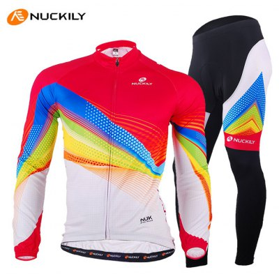 NUCKLY Cycling Suit