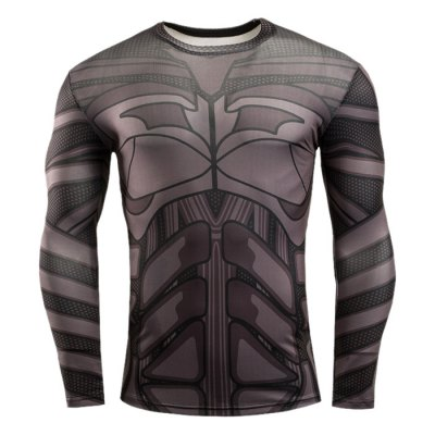 3D Print Classic Cartoon Figure Tight Fit Long Sleeves T ShirtWeight Lifting Clothes<br>3D Print Classic Cartoon Figure Tight Fit Long Sleeves T Shirt<br><br>Features: Breathable, High elasticity, Quick Dry<br>Gender: Men<br>Material: Spandex<br>Package Content: 1 x Men Tight T Shirt<br>Package size: 32.00 x 25.00 x 2.00 cm / 12.6 x 9.84 x 0.79 inches<br>Package weight: 0.250 kg<br>Product weight: 0.200 kg<br>Size: 2XL,3XL,L,M,XL<br>Types: Long Sleeves