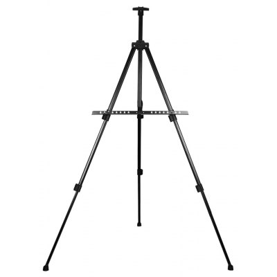 Iron Triangular Easel for Drawing