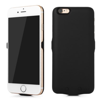 X6 Smart LED Display Backup Power Bank Case for iPhone 6 / 6S