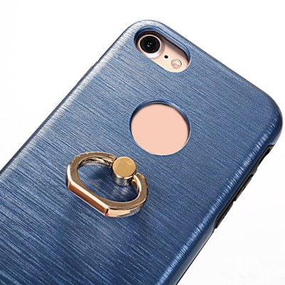 Ring holder protective back case for iphone 7...