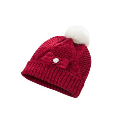 dave bella Winter Baby Infant Knitted Hat Cap