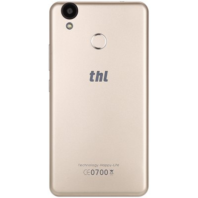 THL T9 Pro 4G PhabletCell phones<br>THL T9 Pro 4G Phablet<br><br>Brand: Thl<br>Type: 4G Phablet<br>OS: Android 6.0<br>Service Provide: Unlocked<br>Language: Multi language<br>SIM Card Slot: Dual SIM,Dual Standby<br>SIM Card Type: Dual Micro SIM Card<br>CPU: MTK6737<br>Cores: 1.3GHz,Quad Core<br>GPU: Mali-T720<br>RAM: 2GB RAM<br>ROM: 16GB<br>External Memory: TF card up to 128GB (not included)<br>Wireless Connectivity: 3G,4G,Bluetooth 4.0,GPS,GSM,WiFi<br>WIFI: 802.11b/g/n wireless internet<br>Network type: FDD-LTE+WCDMA+GSM<br>2G: GSM 850/900/1800/1900MHz<br>3G: WCDMA 850/1900/2100MHz<br>4G: FDD-LTE 800/1800/2100/2600MHz<br>Screen type: IPS<br>Screen size: 5.5 inch<br>Screen resolution: 1280 x 720 (HD 720)<br>Camera type: Dual cameras (one front one back)<br>Back-camera: 8.0MP ( SW 16.0MP )<br>Front camera: 2.0MP ( SW 8.0MP )<br>Video recording: Yes<br>Aperture: f/2.0<br>Touch Focus: Yes<br>Auto Focus: Yes<br>Flashlight: Yes<br>Picture format: BMP,GIF,JPEG,PNG<br>Music format: AMR,MP3,WAV<br>Video format: 3GP,AVI,MP4,RMVB<br>I/O Interface: 2 x Micro SIM Card Slot,3.5mm Audio Out Port,Micro USB Slot,TF/Micro SD Card Slot<br>Bluetooth Version: V4.0<br>Sensor: Ambient Light Sensor,Gravity Sensor,Proximity Sensor<br>Additional Features: 3G,4G,Alarm,Bluetooth,Browser,Calculator,Calendar,E-book,Fingerprint recognition,Fingerprint Unlocking,GPS,MP3,MP4,People,Wi-Fi<br>Battery Capacity (mAh): 1 x 3000mAh<br>Cell Phone: 1<br>Power Adapter: 1<br>USB Cable: 1<br>Back Case : 1<br>English Manual : 1<br>Product size: 15.20 x 7.70 x 0.85 cm / 5.98 x 3.03 x 0.33 inches<br>Package size: 17.40 x 9.60 x 7.40 cm / 6.85 x 3.78 x 2.91 inches<br>Product weight: 0.130 kg<br>Package weight: 0.431 kg