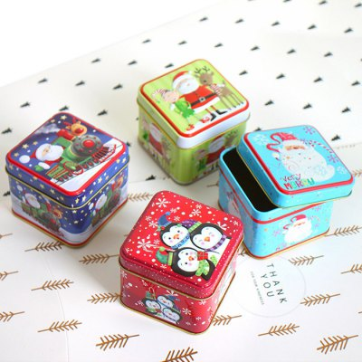 Cartoon Christmas Relief Storage Candy BoxChristmas Supplies<br>Cartoon Christmas Relief Storage Candy Box<br><br> Product weight: 0.070 kg<br>Available Color: Blue,Cyan,Green,Red,White<br>Materials: Iron<br>Package Contents: 1 x Candy Box<br>Package Size(L x W x H): 9.00 x 9.00 x 7.00 cm / 3.54 x 3.54 x 2.76 inches<br>Package weight: 0.120 kg<br>Product Size(L x W x H): 7.00 x 7.00 x 5.50 cm / 2.76 x 2.76 x 2.17 inches