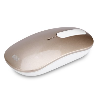 MODAO E20 2.4G Wireless MouseMouse<br>MODAO E20 2.4G Wireless Mouse<br><br>Brand: MODAO<br>Coding Supported: No<br>Color: Black,Gold,Red,White<br>Connection: Wireless<br>Features: Gaming<br>Interface: USB 2.0<br>Material: ABS<br>Model: E20<br>Mouse Macro Express Supported: No<br>Package Contents: 1 x MODAO E20 Wireless Mouse, 1 x USB Receiver<br>Package size (L x W x H): 14.50 x 8.70 x 4.50 cm / 5.71 x 3.43 x 1.77 inches<br>Package weight: 0.097 kg<br>Product size (L x W x H): 11.30 x 5.70 x 1.90 cm / 4.45 x 2.24 x 0.75 inches<br>Product weight: 0.048 kg<br>Resolution: 1600DPI<br>Type: Mouse