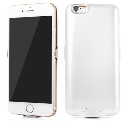 X6 Smart LED Display Backup Power Bank Case pour iPhone 6 / 6S