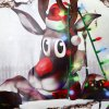 cheap 3D Christmas Nursery Wall Decals Home Decoration