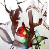 3D Christmas Nursery Wall Decals Home Decoration deal
