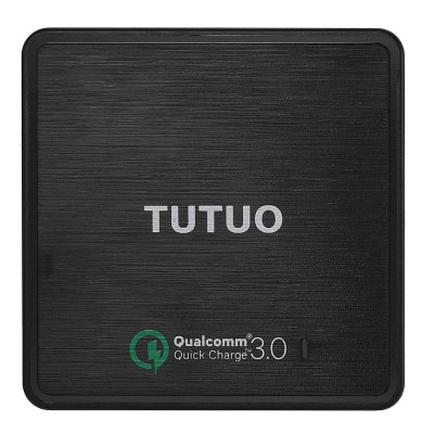 TUTUO QC - 025P Qualcomm Certification USB Wall Charger