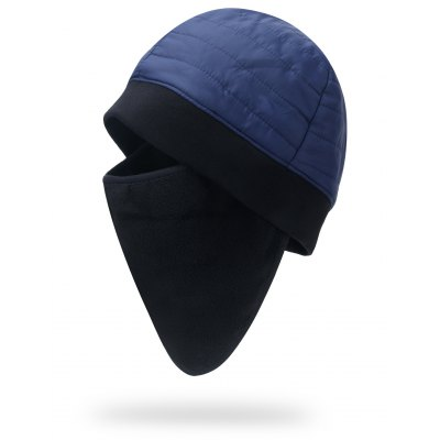 All-around Protection Winter Warm Hat with Face Mask