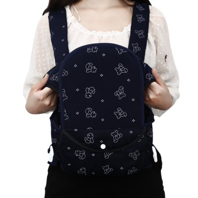 Cute Cartoon Pattern Ergonomic Practical Baby Child Carrier