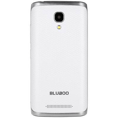 Bluboo Mini 3G SmartphoneCell phones<br>Bluboo Mini 3G Smartphone<br><br>2G: GSM 850/900/1800/1900MHz<br>3G: WCDMA 850/1900/2100MHz<br>Additional Features: 3G, Alarm, Bluetooth, Browser, Calculator, Calendar, GPS, Gravity Sensing, MP3, MP4, People, Wi-Fi<br>Auto Focus: Yes<br>Back-camera: 5.0MP ( SW 8.0MP ) with AF and flash light<br>Battery Capacity (mAh): 1 x 1800mAh<br>Battery Type: Lithium-ion Polymer Battery<br>Battery Volatge: 3.7V<br>Bluetooth Version: V4.0<br>Brand: BLUBOO<br>Camera type: Dual cameras (one front one back)<br>Cell Phone: 1<br>Cores: 1.3GHz, Quad Core<br>CPU: MTK6580<br>English Manual : 1<br>External Memory: TF card up to 256GB<br>Flashlight: Yes<br>Front camera: 2.0MP ( SW 5.0MP )<br>Games: Android APK<br>GPU: Mali-400 MP<br>I/O Interface: Speaker, 3.5mm Audio Out Port, 1 x Standard SIM Card Slot, Micro USB Slot, Micophone, TF/Micro SD Card Slot, 1 x Micro SIM Card Slot<br>Language: Multi language<br>Music format: MP3, AAC<br>Network type: GSM+WCDMA<br>Package size: 17.60 x 10.10 x 5.00 cm / 6.93 x 3.98 x 1.97 inches<br>Package weight: 0.318 kg<br>Picture format: PNG, BMP, JPEG, GIF<br>Power Adapter: 1<br>Product size: 13.42 x 6.67 x 1.02 cm / 5.28 x 2.63 x 0.4 inches<br>Product weight: 0.086 kg<br>RAM: 1GB RAM<br>ROM: 8GB<br>Screen Protector: 1<br>Screen resolution: 960 x 540 (qHD)<br>Screen size: 4.5 inch<br>Screen type: Capacitive<br>Sensor: Gravity Sensor,Proximity Sensor<br>Service Provider: Unlocked<br>SIM Card Slot: Dual SIM, Dual Standby<br>SIM Card Type: Micro SIM Card, Standard SIM Card<br>Type: 3G Smartphone<br>USB Cable: 1<br>Video format: MP4, 3GP, MKV, FLV, AVI<br>Video recording: Yes<br>WIFI: 802.11a/b/g/n wireless internet<br>Wireless Connectivity: GSM, GPS, Bluetooth, 3G, WiFi