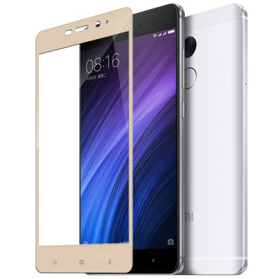 Luanke Screen Protector for Xiaomi Redmi 4 High Version