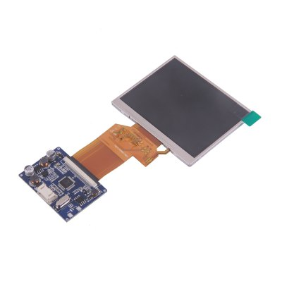 2-CH Real Color 3.5 inch TFT LCD Display Monitor Module