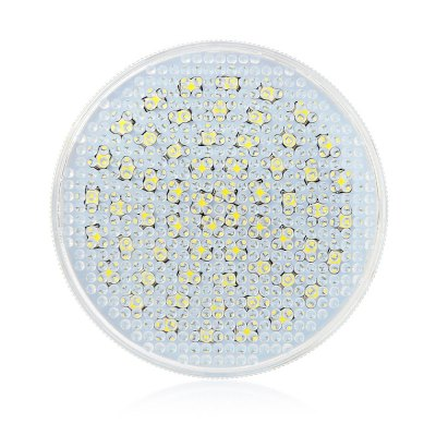 GX53 3W 60 x SMD3528 200Lm LED Ceiling Light