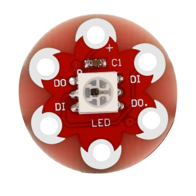 KEYES Wearable WS2812 Full Color RGB LED Module for LilyPad