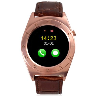 TenFifteen 913 Smartwatch PhoneSmart Watch Phone<br>TenFifteen 913 Smartwatch Phone<br><br>Additional Features: MP3, Calculator..., Notification, People, Sound Recorder, Calendar, 2G, Alarm<br>Battery: 1 x 380mAh<br>Bluetooth Version: V3.0<br>Brand: TenFifteen<br>Camera type: No camera<br>Cell Phone: 1<br>Compatible OS: Android<br>CPU: MTK6261<br>English Manual : 1<br>External Memory: TF card up to 32GB (not included)<br>Frequency: GSM850/900/1800/1900MHz<br>Functions: Message, Pedometer, Sedentary reminder<br>Languages: Multi language<br>Music format: WAV, MP3, AMR, AAC<br>Network type: GSM<br>Package size: 8.70 x 8.70 x 6.70 cm / 3.43 x 3.43 x 2.64 inches<br>Package weight: 0.1450 kg<br>Picture format: JPEG<br>Product size: 4.28 x 4.28 x 1.35 cm / 1.69 x 1.69 x 0.53 inches<br>Product weight: 0.0650 kg<br>RAM: 32MB<br>ROM: 32MB<br>Screen resolution: 240 x 240<br>Screen size: 1.3 inch<br>Screen type: Capacitive, IPS<br>SIM Card Slot: Single SIM(Micro SIM slot)<br>TF card slot: Yes<br>Type: Watch Phone<br>USB Cable: 1<br>Wireless Connectivity: Bluetooth