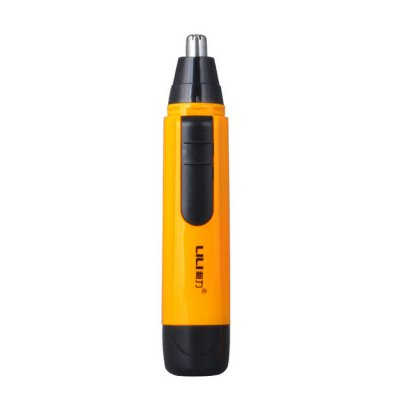 LILI ZP - 689 Nose Ear Hair Trimmer Clipper for MenNose Trimmers<br>LILI ZP - 689 Nose Ear Hair Trimmer Clipper for Men<br><br>Package Contents: 1 x Nose Hair Trimmer, 1 x Chinese User Manual<br>Package size (L x W x H): 16.00 x 6.00 x 6.00 cm / 6.3 x 2.36 x 2.36 inches<br>Package weight: 0.3000 kg<br>Product size (L x W x H): 13.50 x 2.70 x 2.70 cm / 5.31 x 1.06 x 1.06 inches<br>Product weight: 0.2000 kg