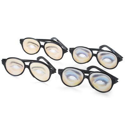 Glasses Style Stress Reliever Toy for White-collar WorkerNovelty Toys<br>Glasses Style Stress Reliever Toy for White-collar Worker<br><br>Features: Creative Toy<br>Materials: Plastic<br>Package Contents: 1 x Glasses Toy<br>Package size: 17.00 x 3.00 x 8.00 cm / 6.69 x 1.18 x 3.15 inches<br>Package weight: 0.0310 kg<br>Product size: 16.00 x 2.00 x 6.00 cm / 6.3 x 0.79 x 2.36 inches<br>Product weight: 0.0180 kg<br>Series: Lifestyle<br>Theme: Trick