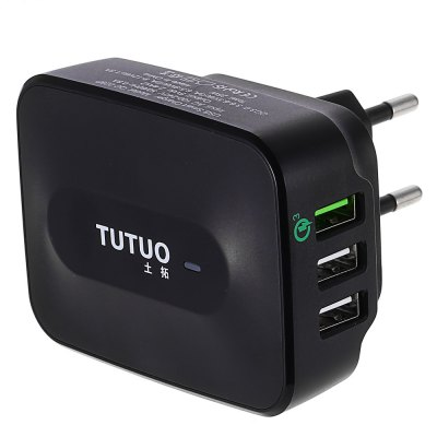 TUTUO QC - 028P Qualcomm Certified Power Adapter