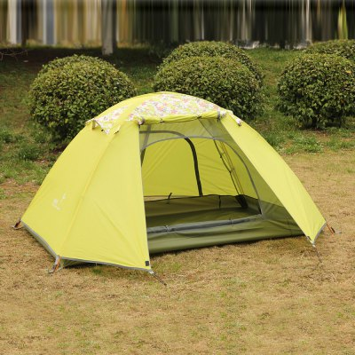FLYTOP  4-person Camping Tent