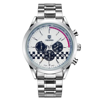 TEVISE 511A Business Men Automatic Mechanical Watch