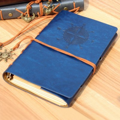 Retro Creative Notebook Note Book