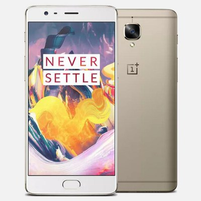 OnePlus 3T 5.5 inch OxygenOS 4G Phablet