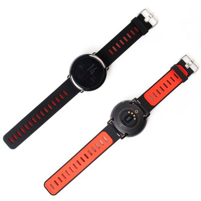 Smart Watch Silicone Sports Strap for Xiaomi HUAMI AMAZFIT