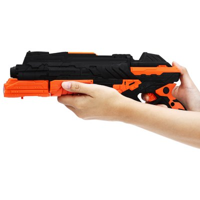 Toy Gun with Infrared Ray Foam Dart Jelly Bullet