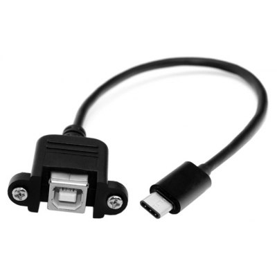 CY U3 - 374 USB 3.1 Type-C Male to USB Type-B Female Cable