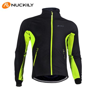 NUCKILY MI004 Cycling Coat