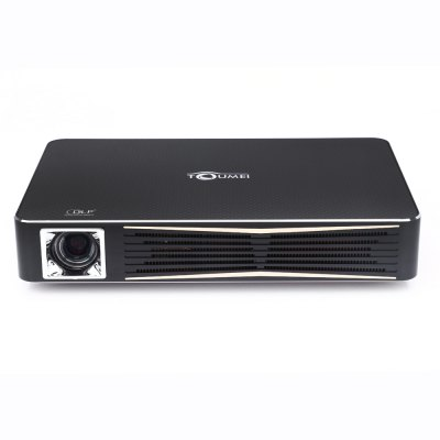 TOUMEI V3 3D Projector 2000 Lumens Home Theater