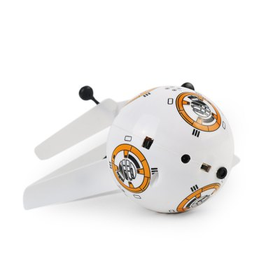 Animation Figure Style Flying Infrared Control Helicopter