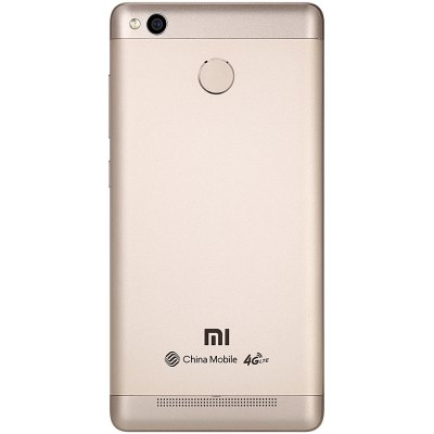Xiaomi Redmi 3X 2GB RAM 4G SmartphoneCell phones<br>Xiaomi Redmi 3X 2GB RAM 4G Smartphone<br><br>Brand: Xiaomi<br>Type: 4G Smartphone<br>OS: MIUI 8<br>Service Provide: Unlocked<br>Language: Indonesian, Malay, German, English, Spanish, French, Italian, Lithuanian, Hungarian, Polish, Portuguese, Romanian, Slovak, Vietnamese, Turkish, Macedonian, Russian, Ukrainian, Hindi, Czech, Marathi, B<br>SIM Card Slot: Dual SIM,Dual Standby<br>SIM Card Type: Micro SIM Card,Nano SIM Card<br>CPU: Qualcomm Snapdragon 430<br>Cores: 1.4GHz,Octa Core<br>GPU: Adreno 505<br>RAM: 2GB RAM<br>ROM: 32GB<br>External Memory: TF card up to 128GB (not included)<br>Wireless Connectivity: 3G,4G,A-GPS,Bluetooth,GPS<br>WIFI: 802.11b/g/n wireless internet<br>Network type: FDD-LTE+WCDMA+GSM<br>2G: GSM 900/1800/1900MHz<br>3G: WCDMA 850/900/1900/2100MHz CDMA 2000 BC0<br>4G: FDD-LTE 1800/2100/2600MHz<br>Screen type: IPS<br>Screen size: 5.0 inch<br>Screen resolution: 1280 x 720 (HD 720)<br>Camera type: Dual cameras (one front one back)<br>Back camera: 13.0MP,with flash light and AF<br>Front camera: 5.0MP<br>Touch Focus: Yes<br>Auto Focus: Yes<br>Flashlight: Yes<br>Camera Functions: Face Beauty,Face Detection,HDR,Panorama Shot<br>Picture format: BMP,GIF,JPEG,PNG<br>Music format: AMR,MP3,WAV<br>Video format: 3GP,AVI,MKV,MP4<br>Games: Android APK<br>I/O Interface: 1 x Micro SIM Card Slot,1 x Nano SIM Card Slot,TF/Micro SD Card Slot<br>Bluetooth version: V4.1<br>Sensor: Ambient Light Sensor,Gravity Sensor,Gyroscope,Proximity Sensor<br>FM radio: Yes<br>Sound Recorder: Yes<br>Additional Features: 3G,4G,Alarm,Bluetooth,Browser,Calculator,Calendar,Fingerprint recognition,GPS,MP3,MP4,People,Wi-Fi<br>Battery Capacity (mAh): 4100mAh<br>Battery Type: Lithium-ion Polymer Battery<br>Cell Phone: 1<br>Power Adapter: 1<br>USB Cable: 1<br>SIM Needle: 1<br>Product size: 13.95 x 6.90 x 0.80 cm / 5.49 x 2.72 x 0.31 inches<br>Package size: 15.90 x 9.00 x 5.10 cm / 6.26 x 3.54 x 2.01 inches<br>Product weight: 0.148 kg<br>Package weight: 0.327 kg