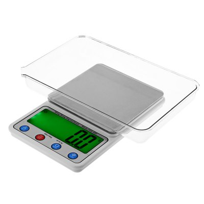 MH - 885 Precise 6000g Digital Kitchen ScaleDigital Scales<br>MH - 885 Precise 6000g Digital Kitchen Scale<br><br>Model: MH - 885<br>Type: Digital Scale,Kitchen Scale<br>Material             : ABS,Others<br>Product weight: 0.504 kg<br>Package weight: 0.730 kg<br>Product size (L x W x H): 21.00 x 13.50 x 2.50 cm / 8.27 x 5.31 x 0.98 inches<br>Package size (L x W x H): 25.00 x 18.50 x 5.50 cm / 9.84 x 7.28 x 2.17 inches<br>Package Contents: 1 x Digital Kitchen Scale, 2 x 1.5V AAA Battery, 1 x Tray, 1 x English and Chinese User Manual
