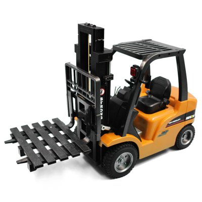 HUINA 1577 2-in-1 RC Forklift Truck / Crane RTR