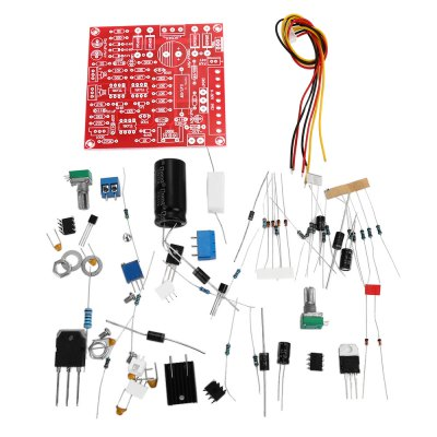 Adjustable DC Regulated Power Supply Board Kit