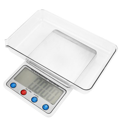MH - 885 Practical 600g 4.5 inch LCD Digital Jewelry Scale