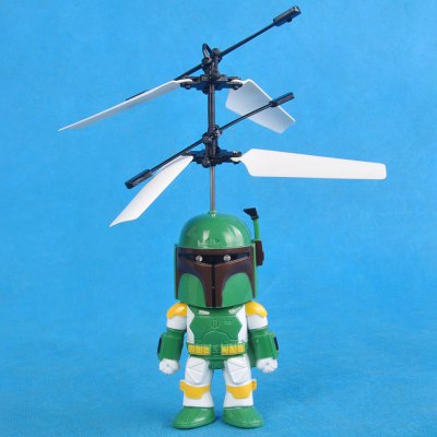 Flying Hero Style Infrared Control Helicopter