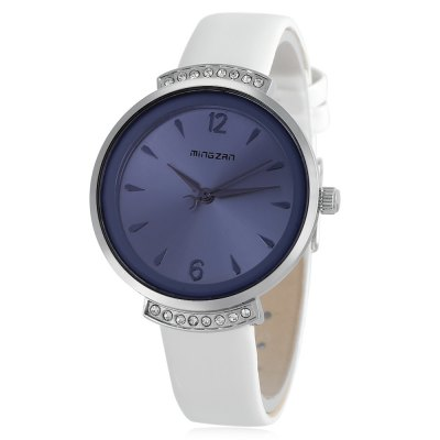 mingzan M6116 Fashion Specular Color Lady Quartz Watch