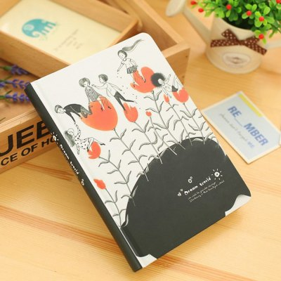 Jingu 1354 Dream World Notebook