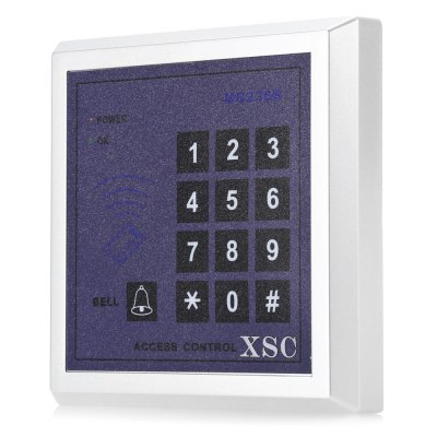 XSC Safety Access System with Alarm Function for 500 Users