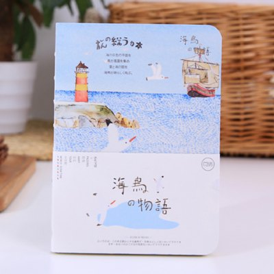 3090 Hand-painted Notebook