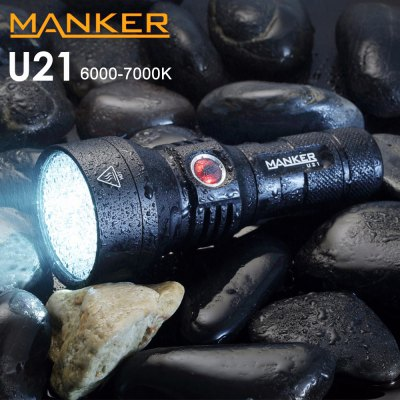 Manker U21 XHP35 HI Flashlight