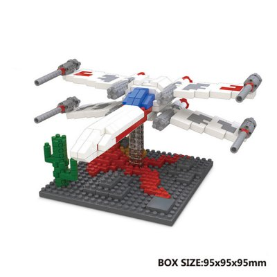 The Force Awakens X-wing Building Block