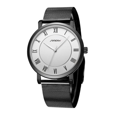 Sinobi 9599G Fashion Men Quartz Watch
