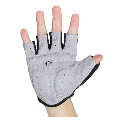 MOKE 1002 Pair of Adjustable Half-finger Cycling Gloves